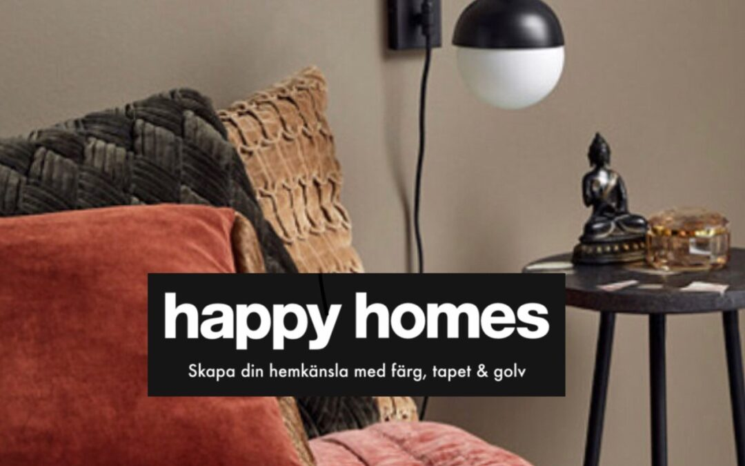 Happy Homes i Gallerians Pop up v.47-50