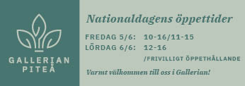 Öppettider Nationaldagen