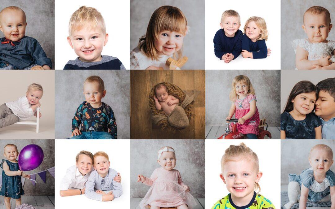 KMH familjefotografering i Gallerian